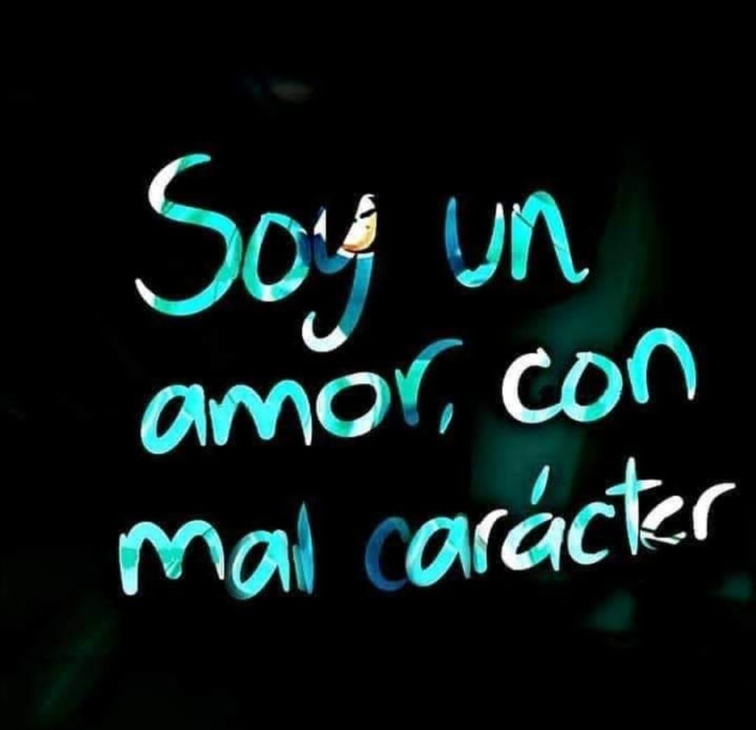 Soy un amor..